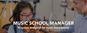 music school manager