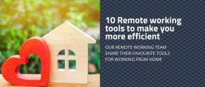 remote working tools